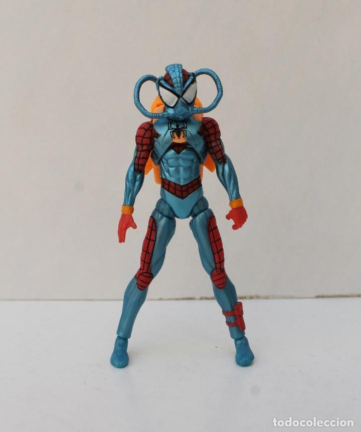 FIGURA SPIDERMAN BUZO DE 10CM (Juguetes - Figuras de Acción - Marvel)