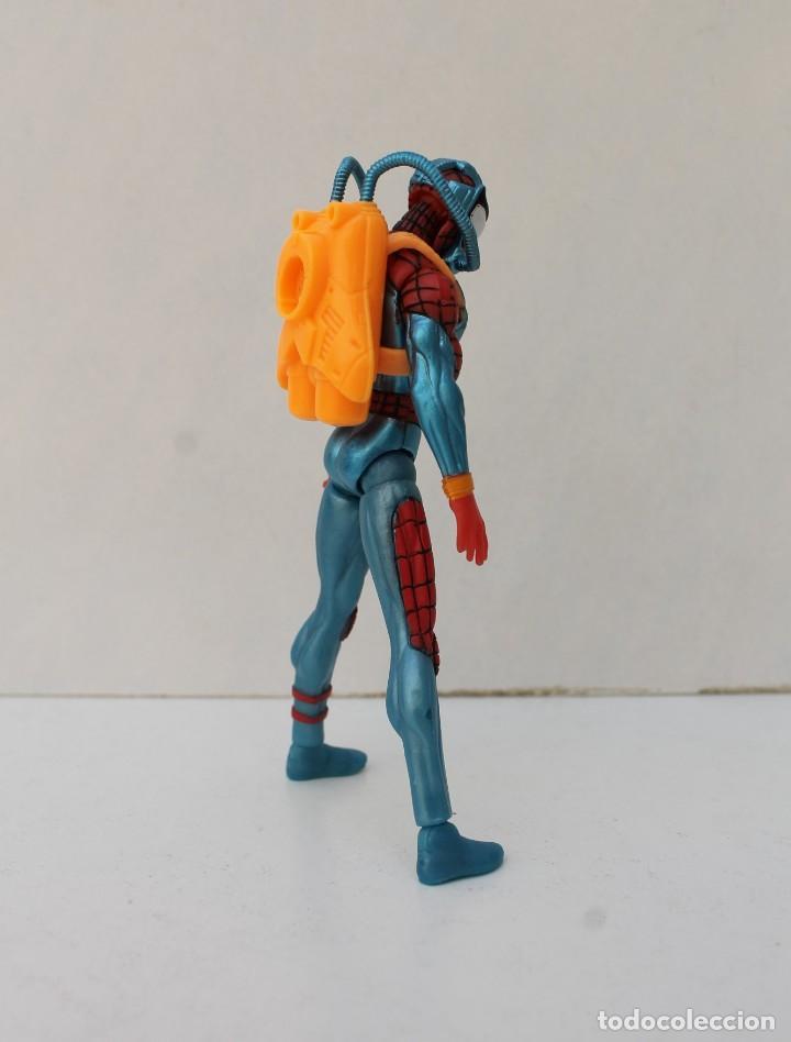 Figuras y Muñecos Marvel: FIGURA SPIDERMAN BUZO DE 10cm - Foto 2 - 269415813