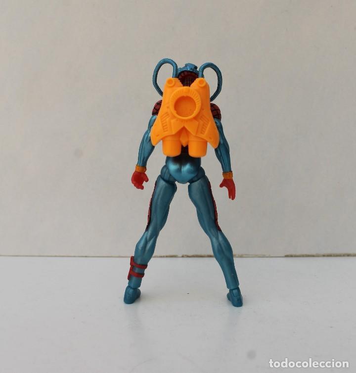 Figuras y Muñecos Marvel: FIGURA SPIDERMAN BUZO DE 10cm - Foto 3 - 269415813