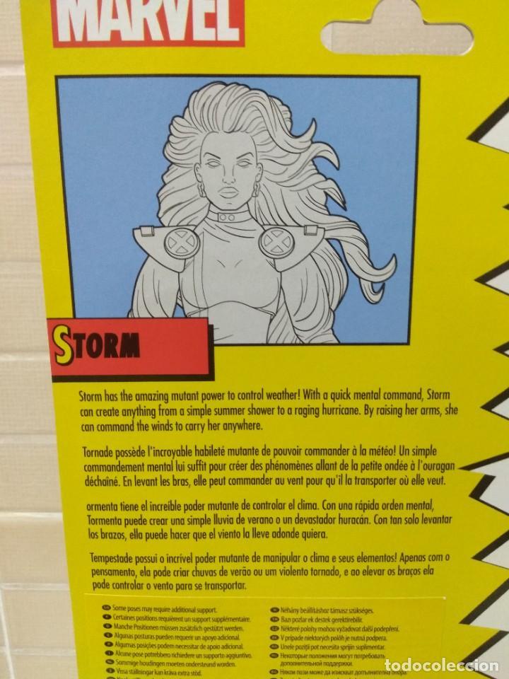 Figuras y Muñecos Marvel: Marvel Legends. Tormenta/Storm. The Uncanny X-Men. Nuevo sin abrir. - Foto 7 - 269444773