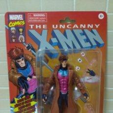 Figuras y Muñecos Marvel: MARVEL LEGENDS. GAMBITO/GAMBIT. THE UNCANNY X-MEN. NUEVO SIN ABRIR.. Lote 269445158