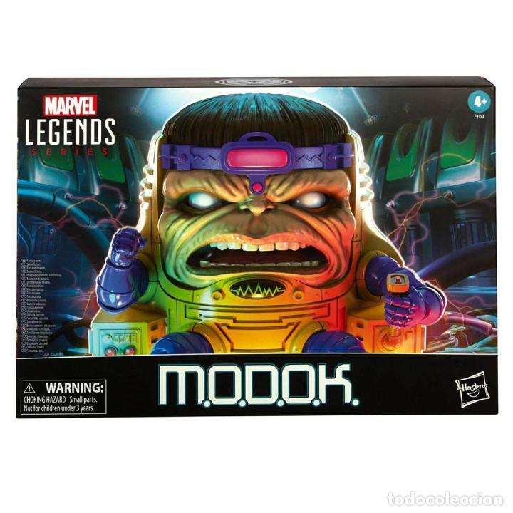 Figuras y Muñecos Marvel: Figura 2021 M.O.D.O.K. 22 cm - Marvel Legends Series - Hasbro - Foto 2 - 269452453