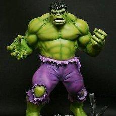 Figuras y Muñecos Marvel: THE INCREDIBLE HULK RETRO BOWEN RANDY BOWEN ESTADO COMO NUEVO. Lote 269762508
