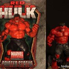 Figuras y Muñecos Marvel: RED HULK BOWEN RANDY BOWEN ESTADO COMO NUEVO. Lote 269762528