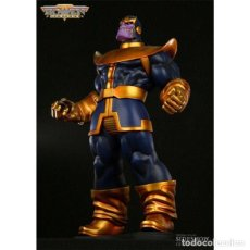 Figuras y Muñecos Marvel: THANOS MUSEUM BOWEN RANDY BOWEN ESTADO COMO NUEVO. Lote 269762678