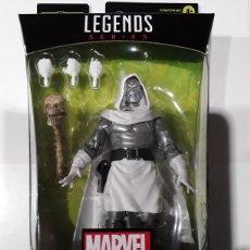 Figuras y Muñecos Marvel: FIGURA DOCTOR DOOM DOCTOR MUERTE MARVEL LEGENDS BUILD A FIGURE XEMNU HASBRO. Lote 269812078