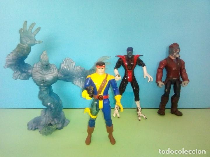 LOTE FIGURAS UNIVERSO MARVEL (Juguetes - Figuras de Acción - Marvel)