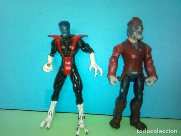 Figuras y Muñecos Marvel: lote figuras universo marvel - Foto 4 - 274721408