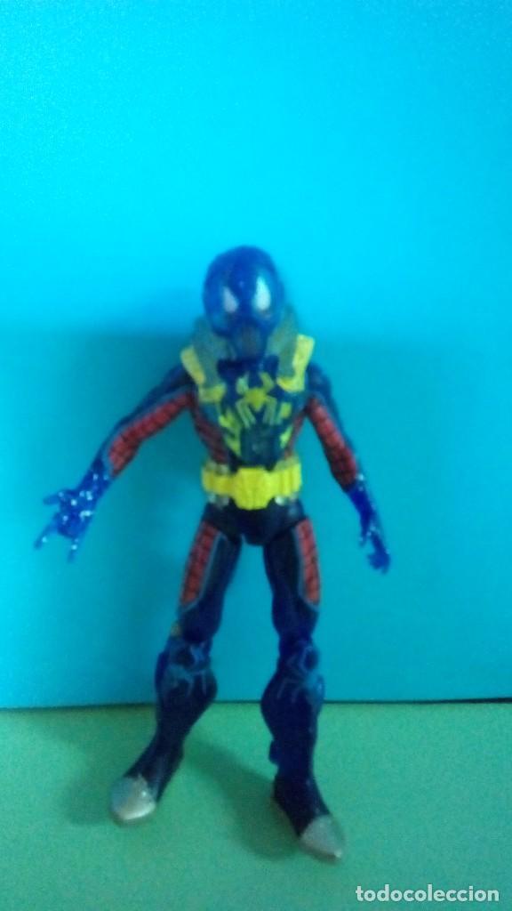 FIGURA MARVEL SPIDERMAN ACUATICO BUZO (Juguetes - Figuras de Acción - Marvel)