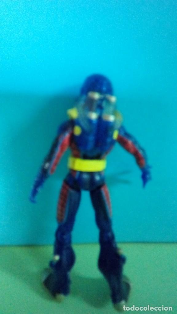 Figuras y Muñecos Marvel: figura marvel spiderman acuatico buzo - Foto 3 - 275026798