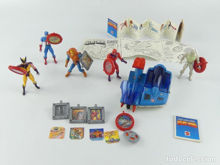 FIGURAS DE ACCION MARVEL SUPER HEROES SECRET WARS (Juguetes - Figuras de Acción - Marvel)