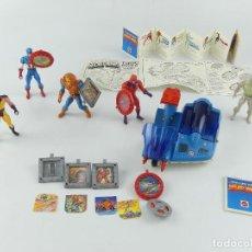Figuras y Muñecos Marvel: FIGURAS DE ACCION MARVEL SUPER HEROES SECRET WARS. Lote 275734348