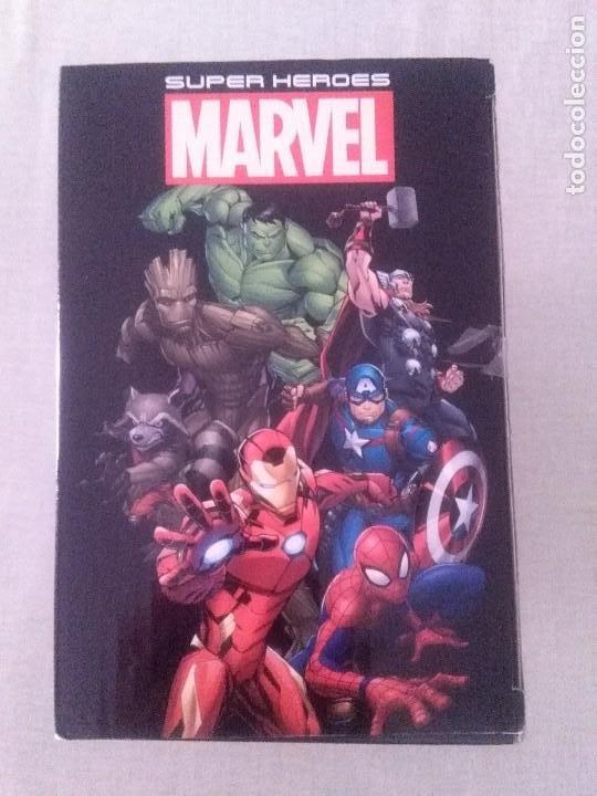 Figuras y Muñecos Marvel: SUPER HEROES MARVEL THOR FIGURA RESINA COLEECION ALTAYA. - Foto 5 - 276911493