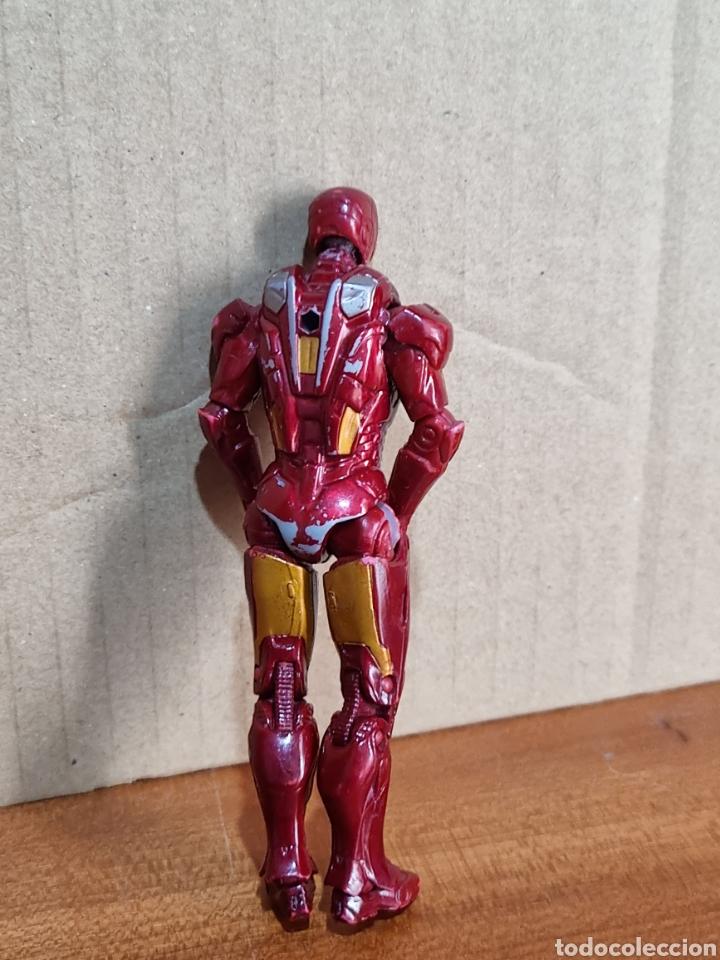 Figuras y Muñecos Marvel: FIGURA ARTICULADA IRON MAN 11 centímetros - Foto 2 - 276912573