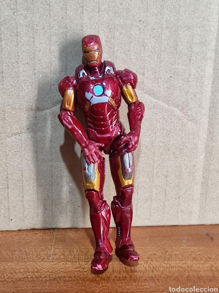 FIGURA ARTICULADA IRON MAN 11 CENTÍMETROS (Juguetes - Figuras de Acción - Marvel)