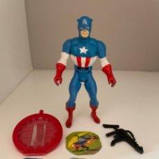 Figuras y Muñecos Marvel: SECRET WARS MARVEL - CAPITAN AMERICA. Lote 277198528