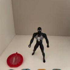 Figuras y Muñecos Marvel: SECRET WARS MARVEL - SPIDERMAN BLACK. Lote 277198688