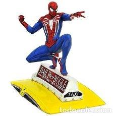 Figuras y Muñecos Marvel: ESTATUA SPIDER-MAN GAMERVERSE 18 CM - MARVEL GALLERY - DIAMOND SELECT. Lote 277821403