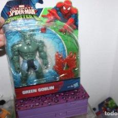 Figuras y Muñecos Marvel: GREEN GOBLIN - MARVEL - 2015 - NUEVO SIN USAR CAJA PRECINTADA. Lote 278627508