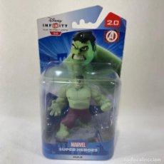 Figuras y Muñecos Marvel: DISNEY INFINITY 2.0 - MARVEL - SUPER HEROES - HULK - NUEVO EN SU BLISTER SIN ABRIR. Lote 279459878
