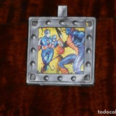 Figuras e Bonecos Marvel: MARVEL SECRET WARS- ESCUDO SECRETO DE CONSTRICTOR + 3 HALOGRAMAS- MATTEL FRANCE 1983. Lote 284739503
