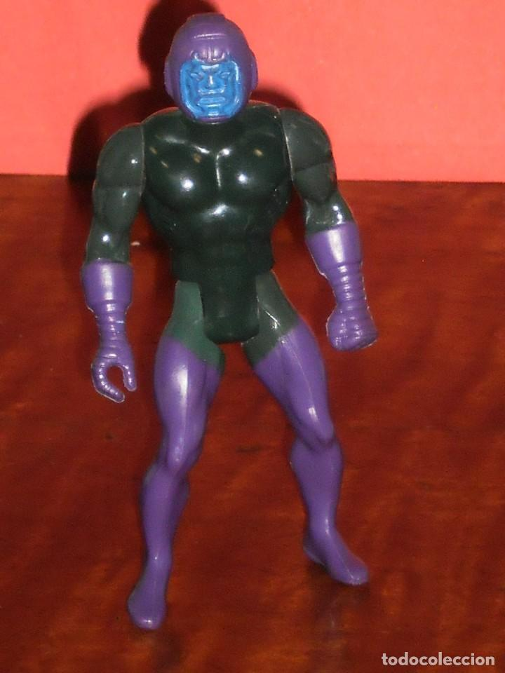FIGURA SECRET WARS – KANG- MARVEL SUPERHEROES - ORIGINAL 1984 (Juguetes - Figuras de Acción - Marvel)