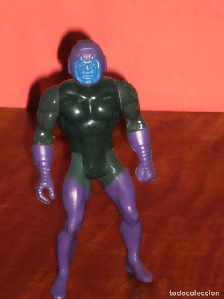 Figuras y Muñecos Marvel: FIGURA SECRET WARS – KANG- MARVEL SUPERHEROES - ORIGINAL 1984 - Foto 2 - 284745983