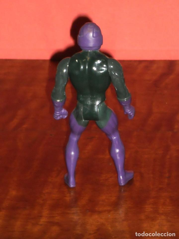 Figuras y Muñecos Marvel: FIGURA SECRET WARS – KANG- MARVEL SUPERHEROES - ORIGINAL 1984 - Foto 4 - 284745983