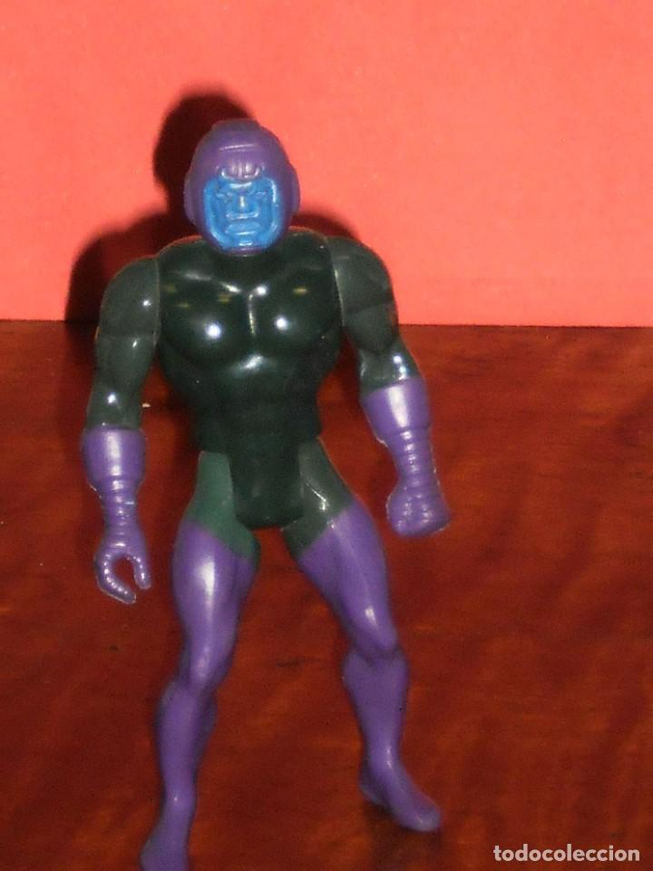 Figuras y Muñecos Marvel: FIGURA SECRET WARS – KANG- MARVEL SUPERHEROES - ORIGINAL 1984 - Foto 9 - 284745983