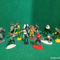 Figuras y Muñecos Marvel: SPIDERMAN SINIESTROS MULTIVERSO MINIATURAS DISNEY. Lote 287876508