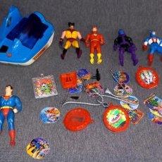 Figuras y Muñecos Marvel: LOTE MARVEL COMICS GROUP Y DC. Lote 287980498