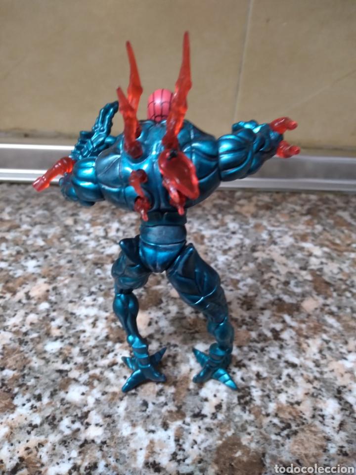 Figuras y Muñecos Marvel: Figura spiderman mattel 1999 toy biz - Foto 2 - 288580768
