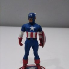 Figuras y Muñecos Marvel: FIGURA MARVEL 2004 CAPITÁN AMÉRICA.. Lote 289271218