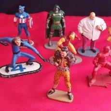 Figuras y Muñecos Marvel: LOTE DE FIGURAS DE PLOMOS MARVEL 2004. Lote 289310638