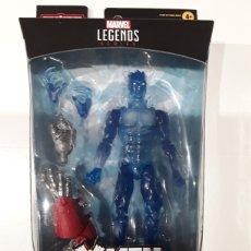 Figuras y Muñecos Marvel: FIGURA ICEMAN X MEN CLASSIC ERA DE APOCALIPSIS MARVEL LEGENDS HASBRO. Lote 295436568