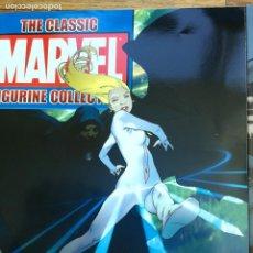 Figuras y Muñecos Marvel: CLOAK AND DAGGER FIGURA ESPECIAL EAGLEMOSS. Lote 295951223
