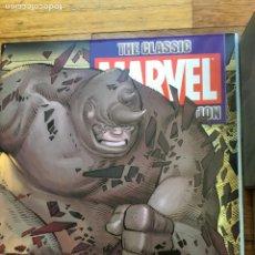Figuras y Muñecos Marvel: MARVEL RHINO FIGURA ESPECIAL EAGLEMOSS. Lote 295980568