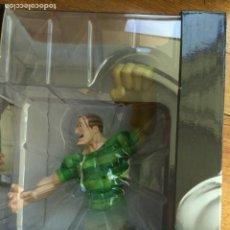 Figuras y Muñecos Marvel: HOMBRE DE ARENA BUSTO MARVEL ALTAYA. Lote 295999483