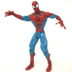 Figuras y Muñecos Marvel: SPIDERMAN MARVEL 2000 TOY BIZ. FIGURA DE ACCIÓN. ARTICULADO. 14 CM.. Lote 296002633