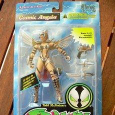 Figuras y Muñecos Mcfarlane: SPAWN FIGURA COSMIC ANGELA MCFARLANE TOYS 1995 EN BLISTER, A ESTRENAR. Lote 26722054