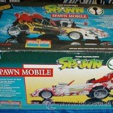 Figuras y Muñecos Mcfarlane: MCFARLANE SPAWN MOBILE VEHICULO MAGIC CARS. Lote 26494557