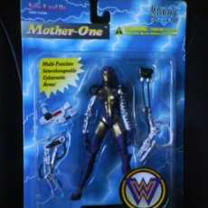 Figuras y Muñecos Mcfarlane: WETWORKS: ULTRA-ACTION FIGURES SERIE 1: MOTHER-ONE: SPAWN MCFARLANE TOYS 1995. Lote 19996303