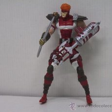 Figuras y Muñecos Mcfarlane: SPAWN - SHAFT - YOUNGBLOOD SERIES 1 - COMPLETO - MCFARLANE TOYS 1995. Lote 27691368