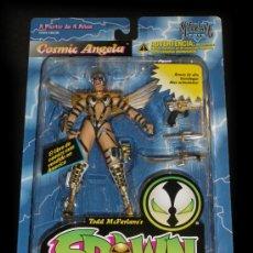 Figuras e Bonecos Mcfarlane: COSMIC ANGELA - SPAWN SERIES 3 - M.O.C.. Lote 231557565