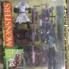 Figuras y Muñecos Mcfarlane: MC FARLANE MONSTERS FRANKENSTEIN 1997. Lote 35436863