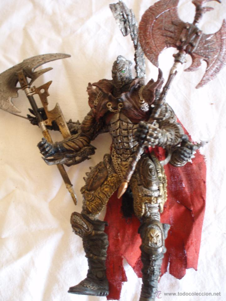 DARK AGES SPAWN II SPAWN - THE BLACK HEART ACTION FIGURE BY MCFARLANE TOYS (Juguetes - Figuras de Acción - Mcfarlane)