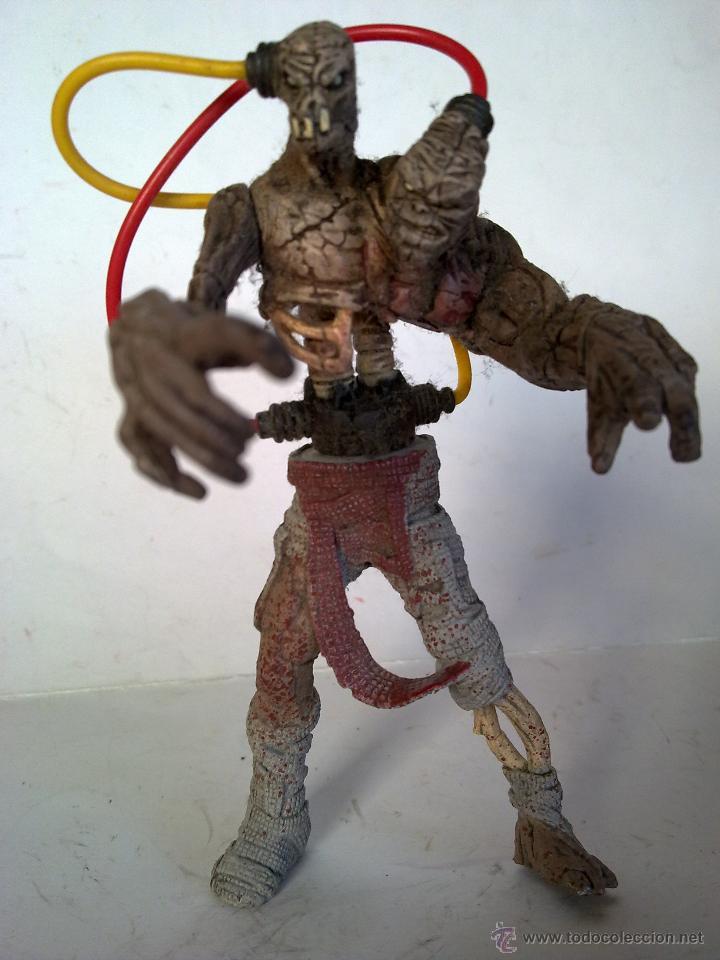 MC FARLANE FIGURA DE LA CRIATURA MONSTRUOSA GORK-HORK DESCATALOGADA VINTAGE POSTERIOR (Juguetes - Figuras de Acción - Mcfarlane)