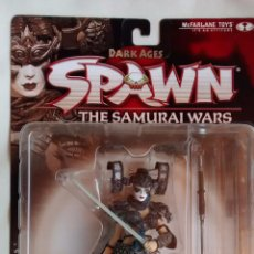 Figuras y Muñecos Mcfarlane: LOTUS ANGEL WARRIOR SPAWN DARK AGES. Lote 54466518