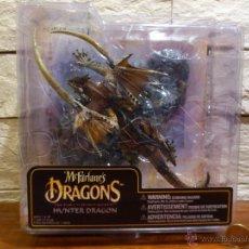 Figuras y Muñecos Mcfarlane: HUNTER DRAGON CLAN - SERIE 6 - MCFARLANE - CAJA BLISTER - PRECINTADO - SIN ABRIR - RARO 2007 - NUEVO. Lote 50924709