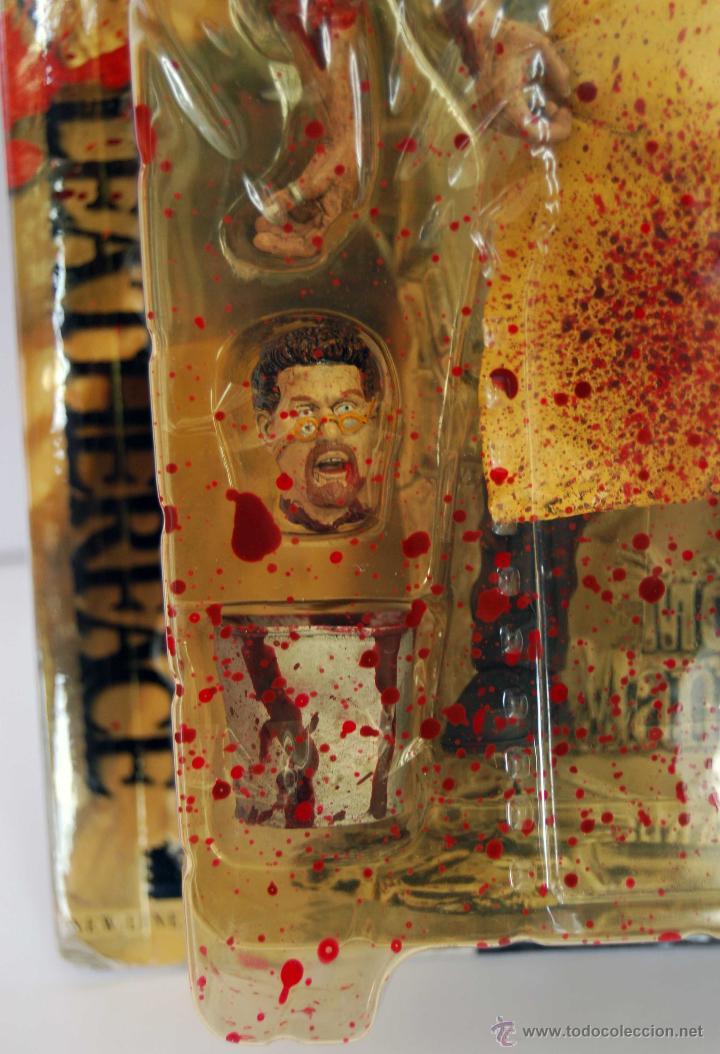 Figuras y Muñecos Mcfarlane: LEATHERFACE LA MATANZA DE TEXAS MOVIE MANIACS MCFARLANE TOYS NUM 150800 NUEVO Y SIN ABRIR AÑO 1998 - Foto 4 - 53369912